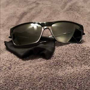 Oakley TwoFace Polarized Black lenses